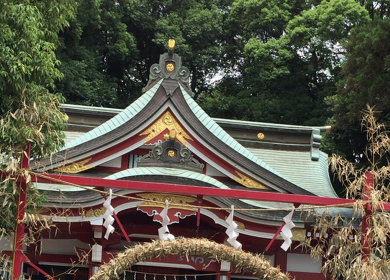 安産祈願神社